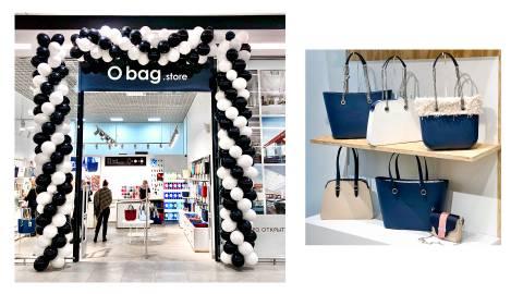 Уникальные итальянские сумки O bag уже в Минске