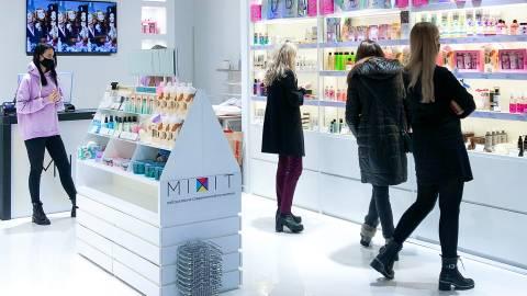 Магазин MIXIT в ТРЦ Palazzo!