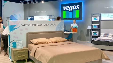 Встречайте магазин Vegas в ТРЦ Palazzo