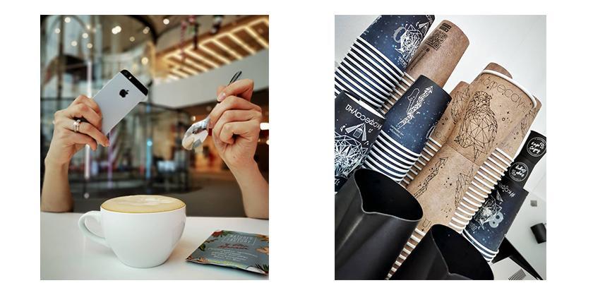 Кофе Саунд: Fresh Bar